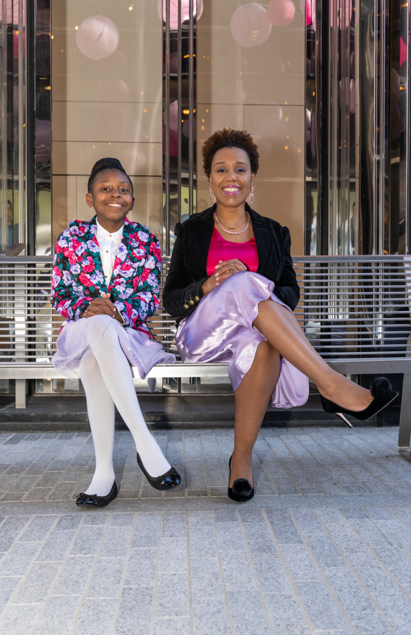 Janie and Jack Floral Blazer and Tulle Skirt | JANIE & JACK X KIMBERLY GOLDSON